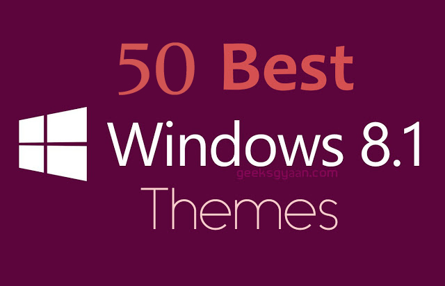 50 Best Windows 8 Themes - Minimalist Themes (2019) - Geeks