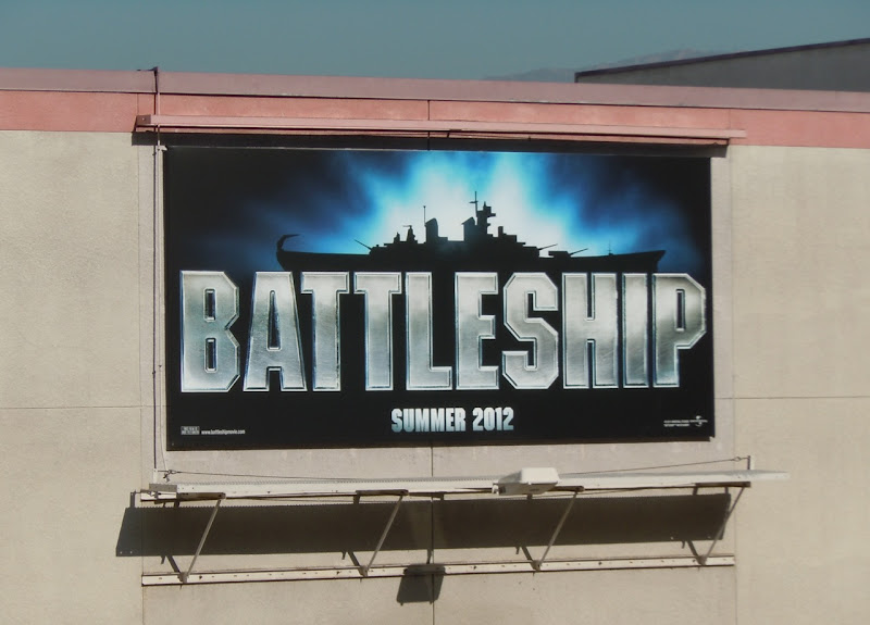 Battleship teaser billboard