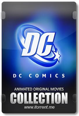 DC Comics: Coleção de Filmes Animados Originais