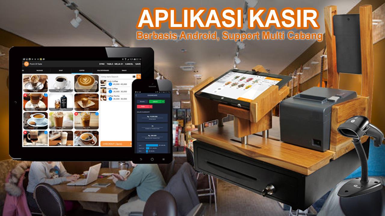 Aplikasi Kasir Online Omegasoft Maret 2018