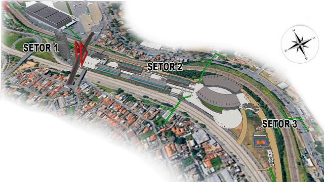 Sambódromo/Quadrilódromo, Ataulfo Alves -Espaço Multifuncional – Parque Ecológico Linear de Esporte, Cultura e Lazer de Belo Horizonte