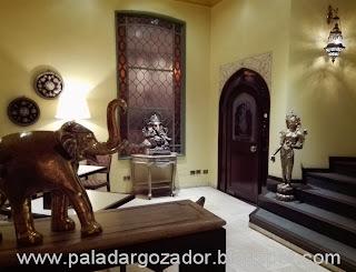 restaurante Majestic India puerta
