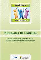 Programa de Diabetes - Academias da Cidade BH