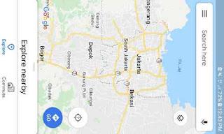 Cara aman hindari rute ganjil genap di google map dan waze
