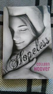 """Hopeless"" Colleen Hoover"