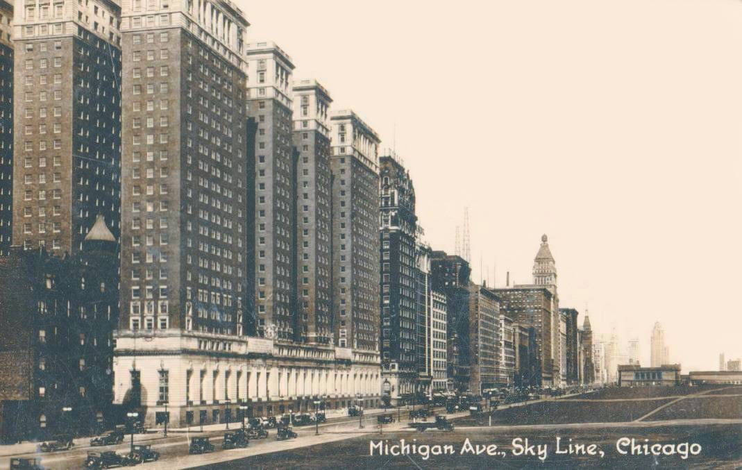 Chuckman S Collection Chicago Postcards Volume 10