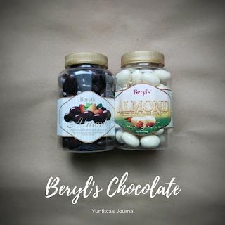 oleh oleh khas malaysia - coklat berryl's
