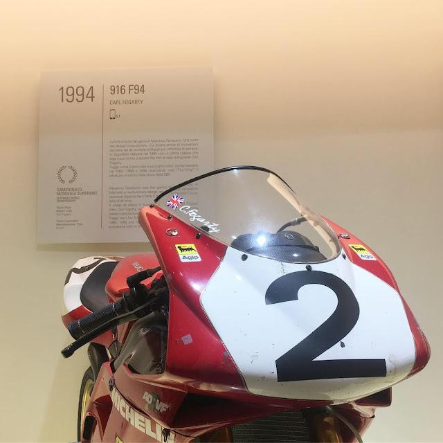 Museo Ducati Borgo Panigale
