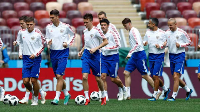 Russia's National Team Is Too Russian, Which Is One Reason It Will Bomb out of the World Cup