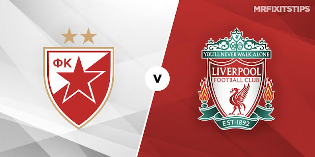 Red Star Belgrade vs Liverpool
