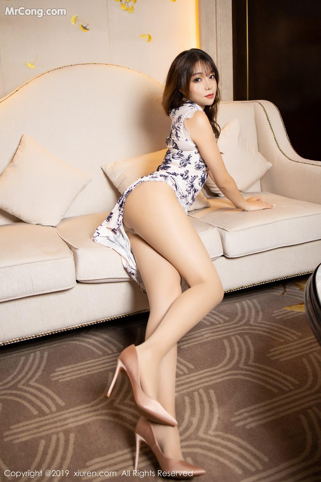Image XIUREN-No.1622-Booty-Zhizhi-MrCong.com-007 in post XIUREN No.1622: Booty (芝芝) (65 ảnh)
