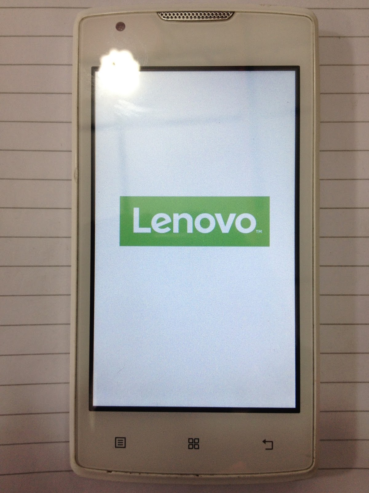 FIRMWARE ROOM ||: LENOVO A1000 S30666 / S575 FIRMWARE FLASH