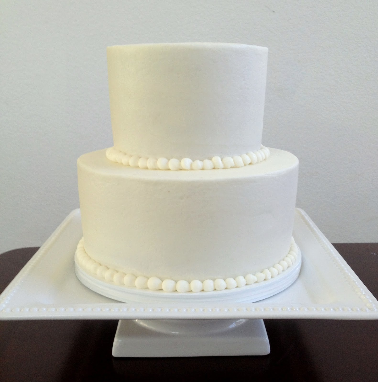 simple white fondant wedding cakes cake board efficiency 20115