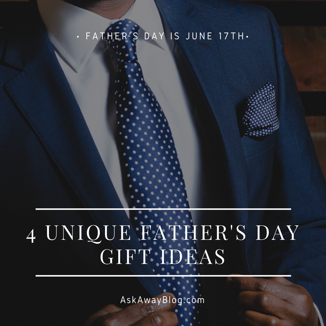 d55737ba Father's day is June 17th so you still have some time to get the perfect  gift. But after all these years, I struggle to find something that's fun  and ...