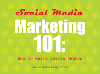 header artwork for article on writing better tweets