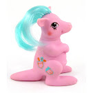 My Little Pony Baby Hoppy Year Seven Baby Pony and Pretty Pal G1 Pony