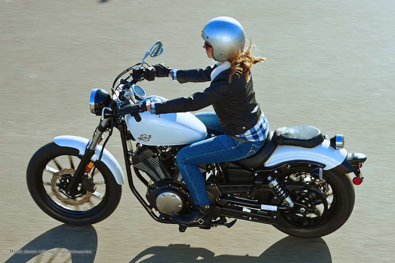 Yamaha Triumph Lookalike