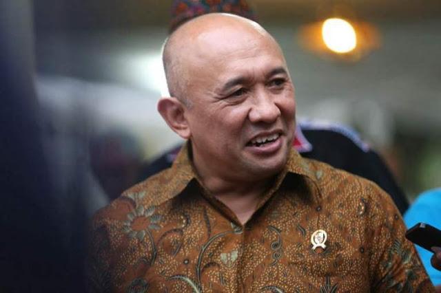 Teten Resmi Jadi Koordinator Staf Khusus Presiden Jokowi