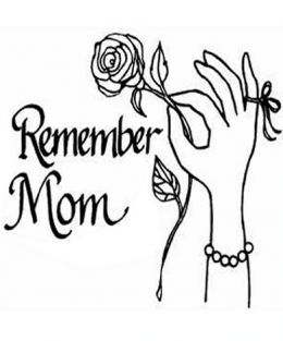 Beauty Nails: Mother Day Coloring Pages 2011