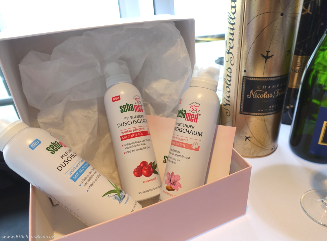 beautypress Bloggerevent 'Leinen los' - sebamed