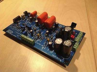 Threecircles Recording Studio 1176 Main PCB