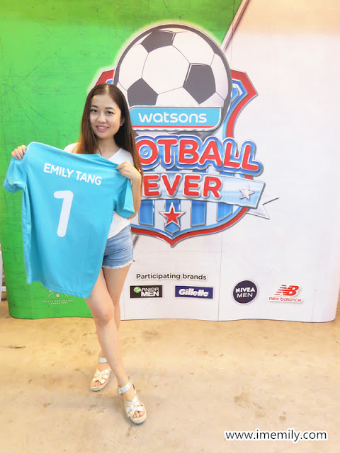 2018 FIFA World Cup @ Watsons Football Fever