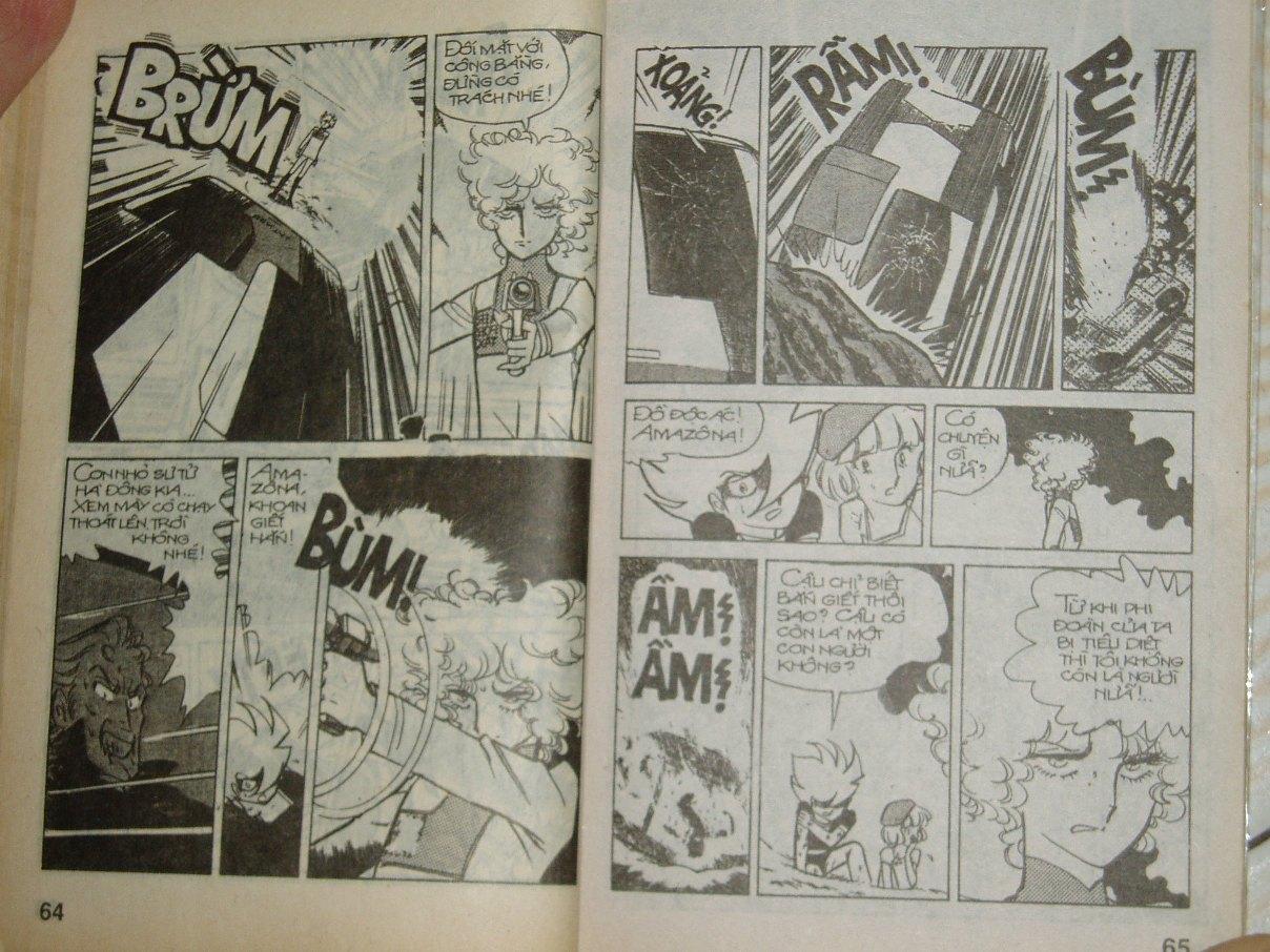 Siêu nhân Locke vol 04 trang 32