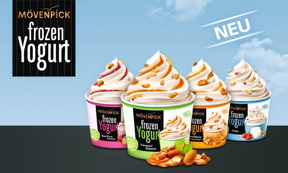 Mövenpick Frozen Yogurt
