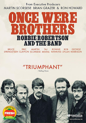 Once Were Brothers Robby Robertson And The Band Dvd