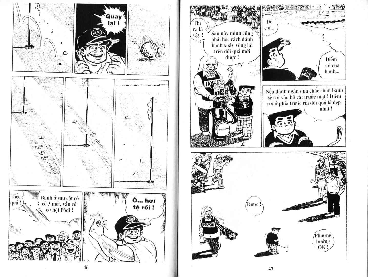Ashita Tenki ni Naare chapter 43 trang 20