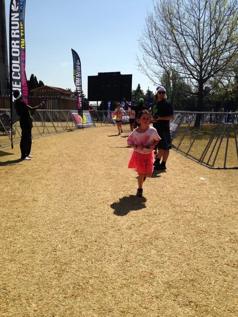 Race Review: The Color Run Johannesburg