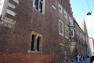 façade extérieure du collegium