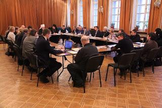 Обсуждение в Издательском совете вопросов продвижения литературы в информационном пространстве