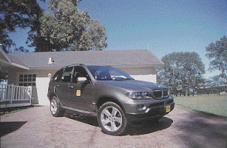 Frente trompa BMW X5 3.0d Executive