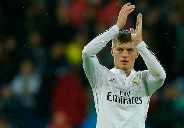 Champions League: Kroos admits Real Madrid not the best team