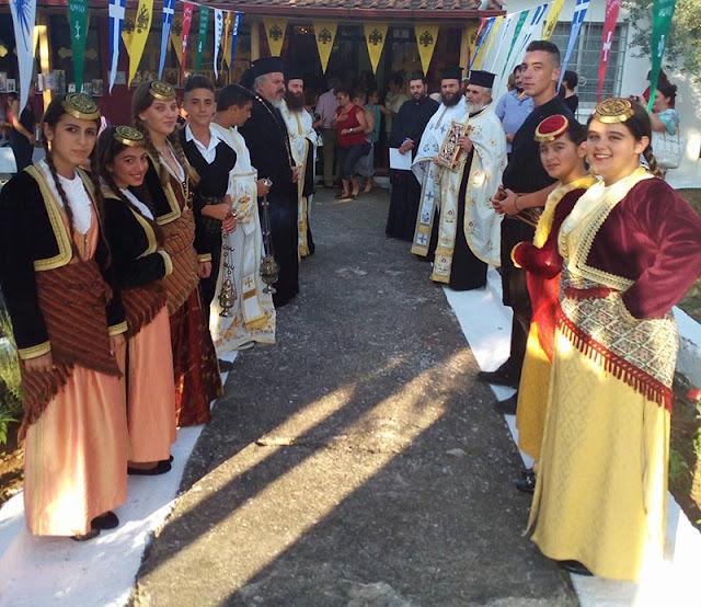 Η Πατρίδα Βέροιας υποδέχτηκε τα λείψανα των Αγ. Ραφαήλ, Νικολάου και Ειρήνης