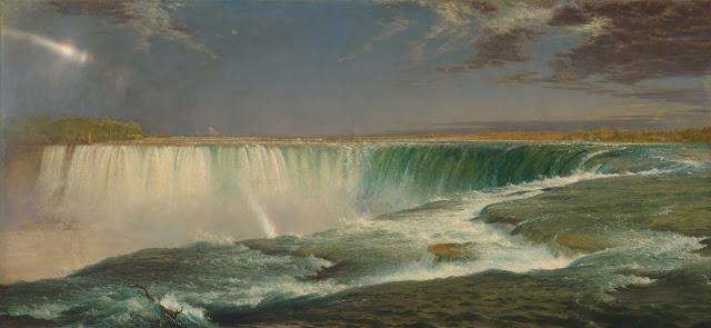 la cascate del Niagara