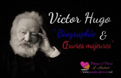 Fonds d'écran de Victor Hugo (Noir & Blanc)