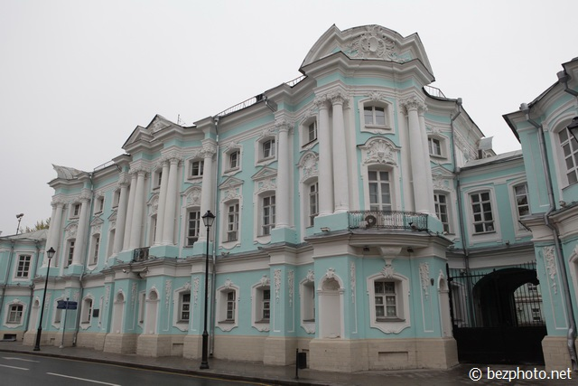 апраксинский дворец
