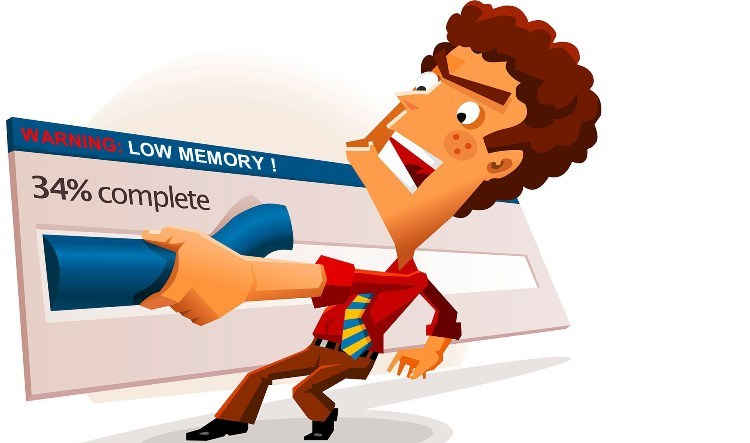 How to fix computer low memory problem