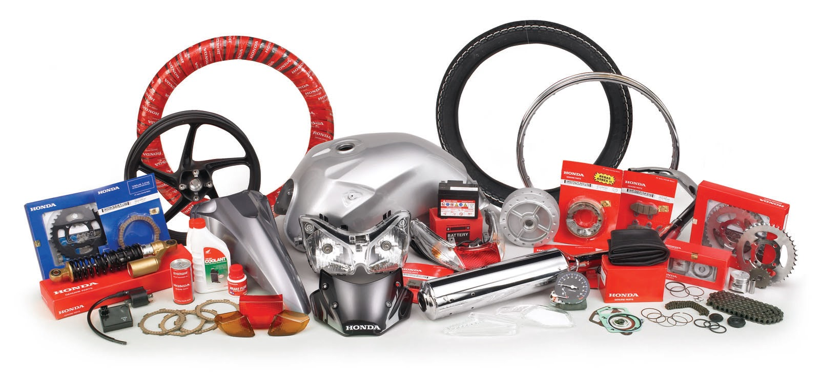 Sparepart Subtitusi Motor Matik Suzuki