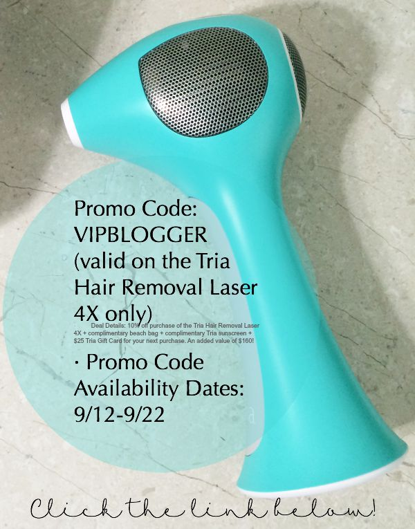 Tria Beauty Hair Removal Laser 4x Final Update