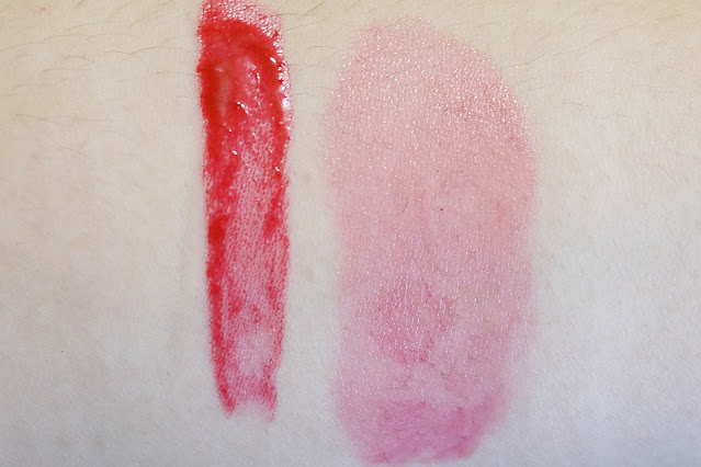 Vice Cosmetics Water Gel Lip and Cheek Tint in Chozzz swatch