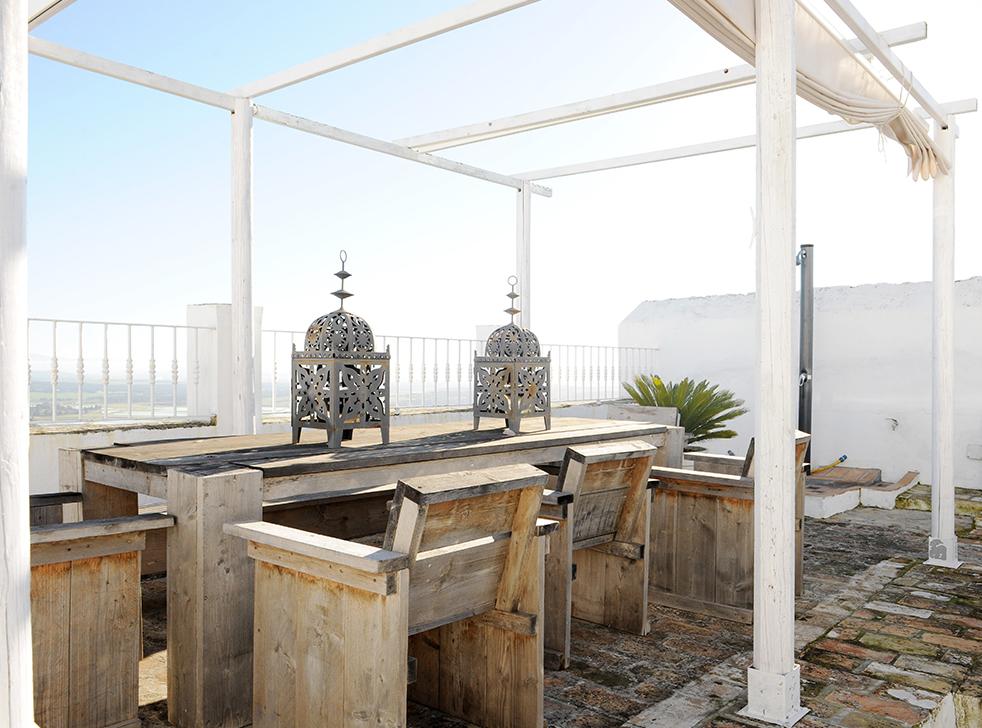 aciertos y desaciertos en decoración. Terraza