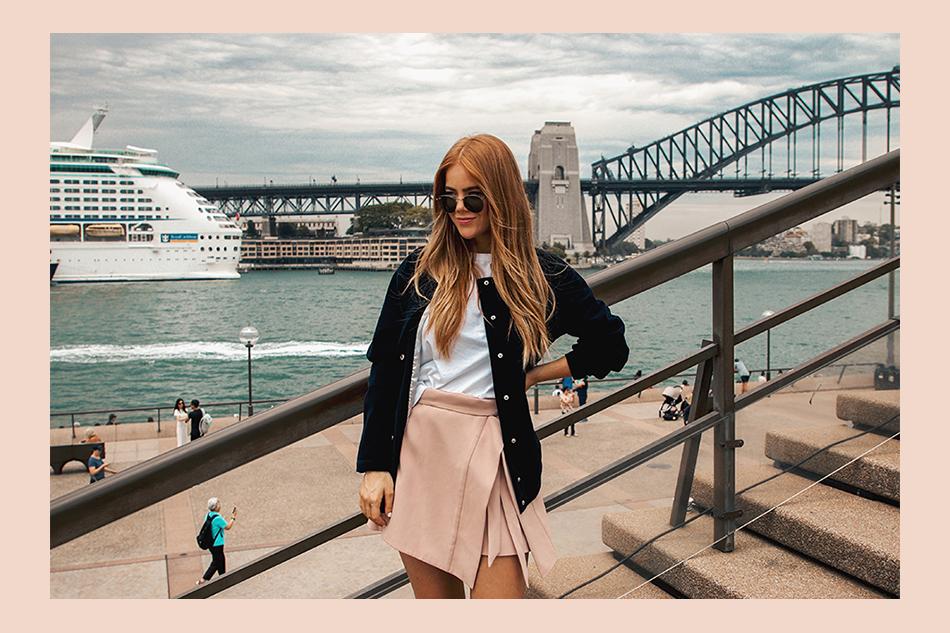 Lion in the Wild, Kiara King, travel blogger, Sydney, New South Wales, Sydney Harbour Bridge
