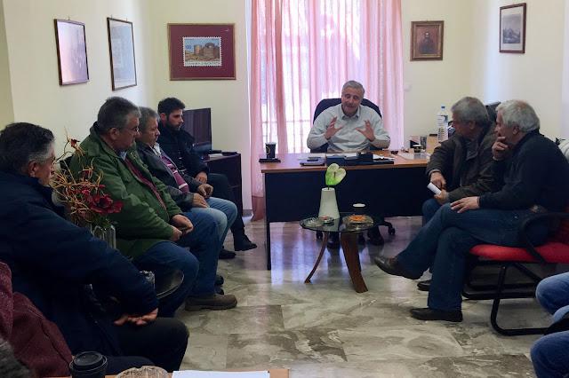 Γ. Μανιάτης: Νέες προοπτικές για φωτοβολταϊκά αγροτών στην Αργολίδα