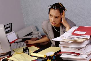 4 Trik Mudah Supaya Terhindar Dari Stress Saat Bekerja