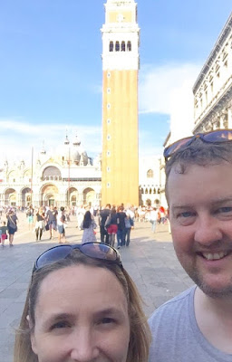 Our fleeting visit to Venice, Italy