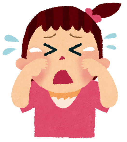 「女の子 泣いている」の画像検索結果