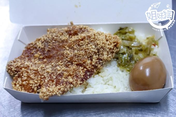 高雄 美食 推薦 阿英排骨飯 鹽埕區 銅板美食